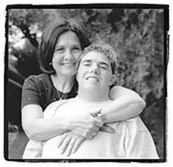 Karen Ewers, former president of the Arizona March of Dimes, has spent the last 14 years struggling to give her son, Ryan, the physical and speech therapy he needs.