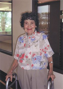 Before moving to Sun City Grand, Bernice Kaleta enjoyed robust health.