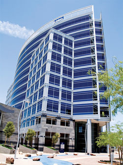 LifeLock, based in this building on the shore of Tempe's Town Lake, was ordered to pay $12 million in March for its deceptive advertising practices.
