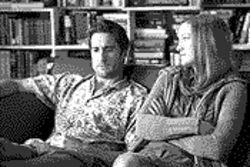 Odd couple: Luke Wilson and Kate Hudson have more fizzle than spark in Alex & Emma.