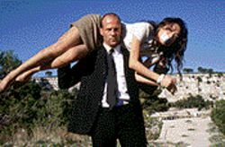 Package deal: Jason Statham and Shu Qi in The Transporter.