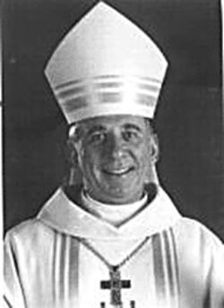 Former bishop Thomas O'Brien, Fushek's longtime  mentor.