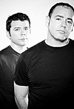 The techno-pioneering Crystal Method brings the mayhem to Myst.