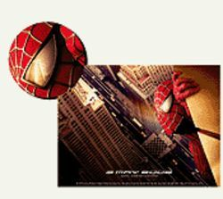 Sony has yanked from theaters the Spider-Man poster in which the World Trade Center is reflected in the superhero's eye.