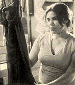 Dress for success: America Ferrera turns in an outstanding debut performance in Real Women Have Curves.