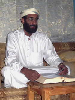 Anwar al-Awlaki in Yemen October 2008: Al-Awlaki served as president of the MSA at Colorado State in the late 1980s. He became the first U.S. citizen on the CIA's kill list because of his jihadist activities.