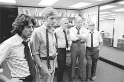 All the President's Men is well worth another look.