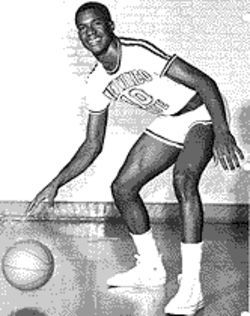 Rob Evans led his New Mexico State team to two NCAA tournaments in the late 1960s.