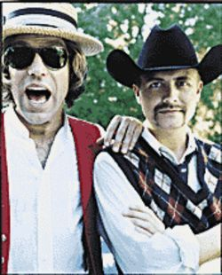 Big &amp; Rich: The funniest, funkiest new rebels in country.