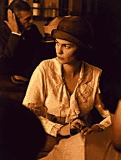 War-weary: Audrey Tautou waits to hear word about her long-lost lover in A Very Long Engagement.
