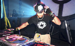 DJ Dino makes his club debut on Friday at the Ballroom in Scottsdale.