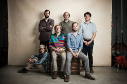 Must love dogs: The men of Dr. Dog.