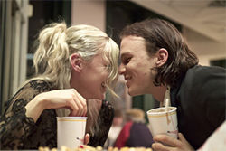 Beautiful losers: Abbie Cornish and Heath Ledger are lovers, and junkies, in Candy.