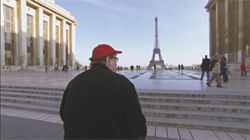 Universal appeal: Michael Moore fawns over France's health care system in Sicko.