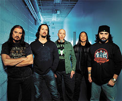 Dream Theater: Educated metalheads.