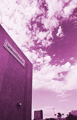 Landmark Education's office building in central Phoenix holds