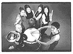 Drum role: Taikoproject presents the world premier of (re)generation .