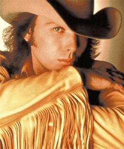 Country traditionalist: Dwight Yoakam.