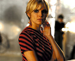 Sienna Miller as Warhol&#039;s scintillating muse, Edie Sedgwick