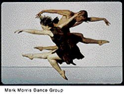 Smooth moves: The graceful Mark Morris Dance Group makes a rare Valley appearance.