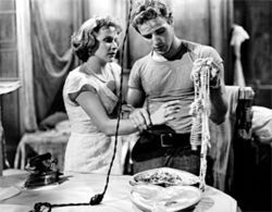 A Streetcar Named Desire was Tennessee's finest gem.