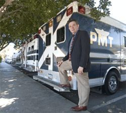 PMT Ambulance, led by former union honcho Pat Cantelme, won the Scottsdale contract in part by offering the city an attractive set of perks.