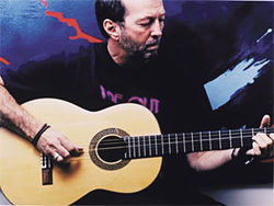 Eric Clapton: Maturation in motion