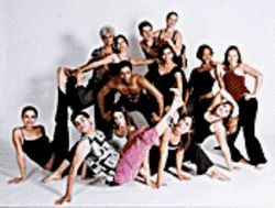 Desert Dance Theatre's performs Next Exit on October 2.