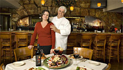 Meet the Aiellos: Chef Joe and his wife, Myrah, serve Italian food with a smile.