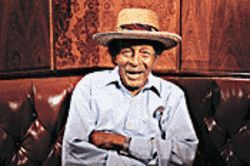 Chico's the man: Howlin' Wolf's last drummer is a resident legend in the Valley.