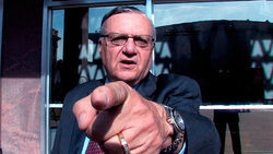 &quot;[Arpaio&#039;s] much more than just an embarrassment to law enforcement,&quot; Louis says. &quot;He&#039;s a totally political beast who gets to wear a badge.&quot;