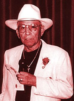 Gilbert Jones spent a lifetime working for tribal rights.