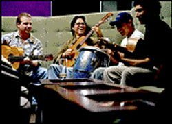 Cascabel: An acoustic ensemble now playing Mondays at Six in Scottsdale.