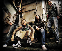 Korn: Some kind of evolution.