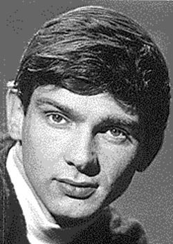Gene Pitney: Pining for his backstage standby.