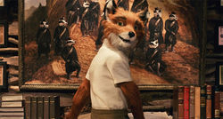 Roald gold: George Clooney is the reckless paterfamilias in Fantastic Mr. Fox.