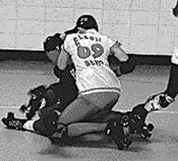 Girl fight: The Arizona Roller Derby welcomes a new team to the mix.