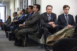 Downsized: Chris Cooper copes in The Company Men.