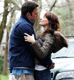 Ben Affleck and Rosemarie DeWitt