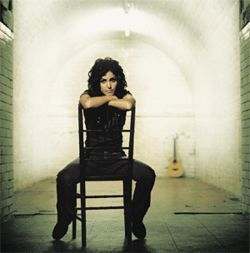 Crossing the pond: Katie Melua