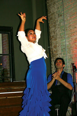 Flamenco por la Vida: Dazzling the Crescent.