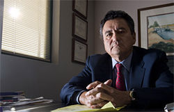 Phoenix lawyer Daniel Ortega