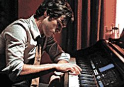 Pianist envy: Romain Duris has to make some difficult choices in The Beat That My Heart Skipped.