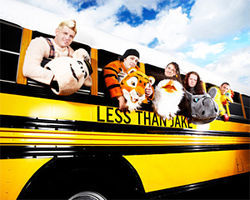 Less than Jake: More than capable.