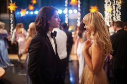 The New Faces of 2011: Thomas McDonell and Aimee Teegarden light it up in Prom.