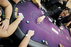 Winning at poker takes psychology, attention, and good intuition.