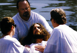 "In 2005, Brian ""Head"" Welch was baptized in the Jordan River in Israel."