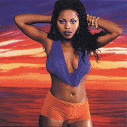 Foxy Brown: More butter than Land O' Lakes.