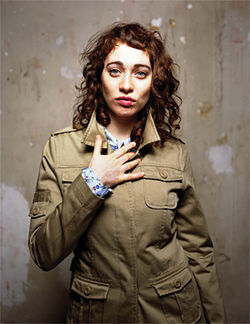 Regina Spektor: Our favorite import from behind the old iron curtain.