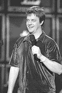 High life: Bang your head with comedian Jim Breuer.